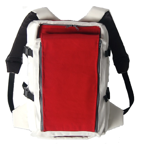 Our Solution A Simple Backpack With Sy Compartment For Knives To Keep The Blades Sharp And Protect Wearer Flexible Dividers